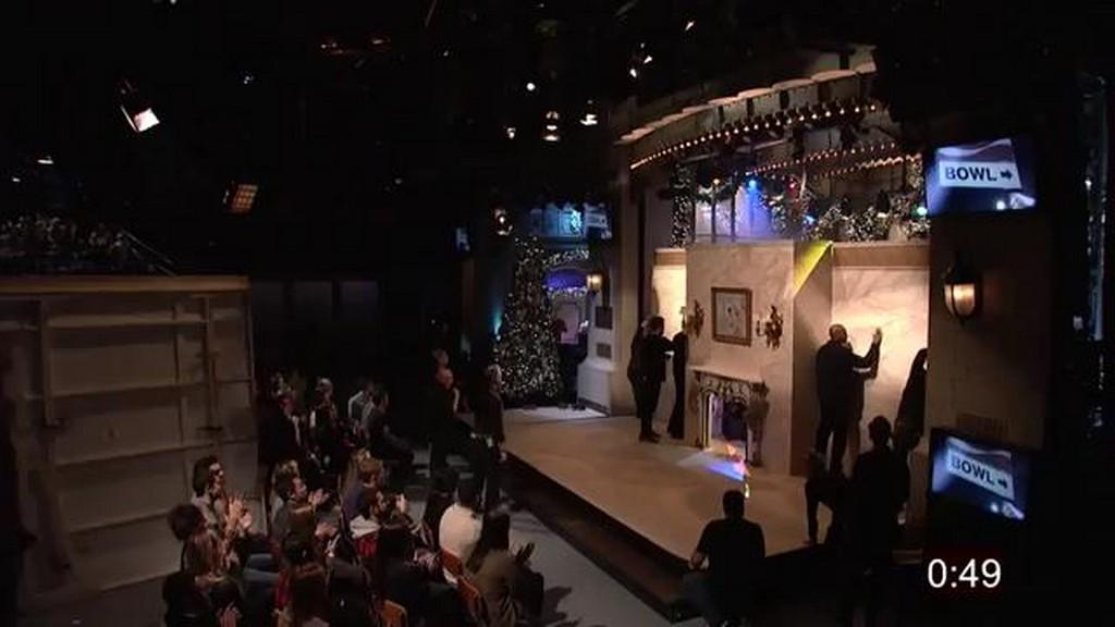 Scenografia w Saturday Night Live