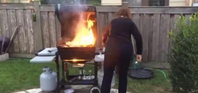 Wpadki przy grillowaniu