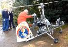 Helikoptery zbudowane w domu