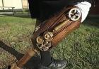 Proteza Steampunk