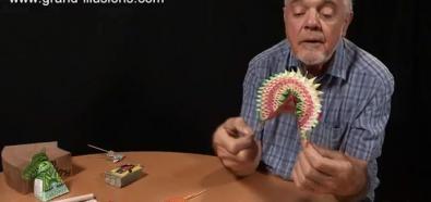 Papierowe zabawki