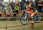Szalone zawody rowerowe