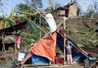 Tajfun Bopha spustoszył Filipiny