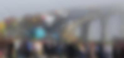 Wielka Brytania: Gigantyczny karambol na moście