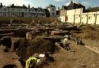 Wykopaliska w Canterbury