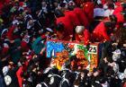 Bitwa na pomarańcze we włoskim mieście Ivrea