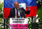 Michel Martelly, prezydent Haiti