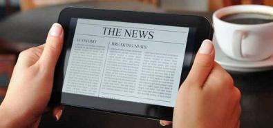 Internet w kieszeni - coraz więcej Polaków korzysta z mobilnych witryn internetowych