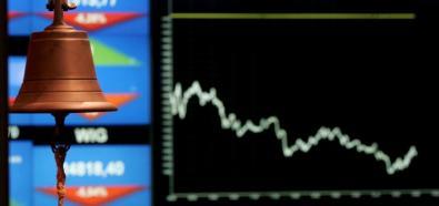 Spadki na głównych indeksach akcyjnych oraz na parach EURUSD i USDJPY