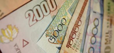 Kolumbia pierze najwięcej brudnych pieniędzy