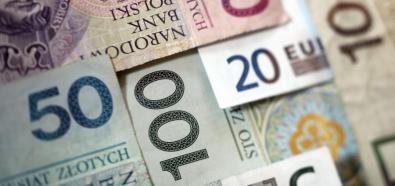 Umocnienie złotego i innych walut regionu