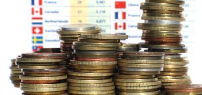 Nieoczekiwane zwroty na rynku walutowym na zakończenie 2009 roku