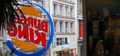 3G przejmie Burger Kinga