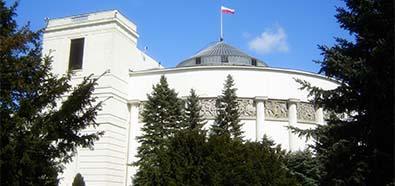 Prezydent Kaczyński, premier Tusk i minister Rostowski - wielkie starcie w Sejmie