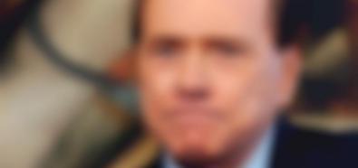 """Włochy: Berlusconi - """"Nikt mnie nie wystraszy i nie zastraszy"""""""