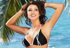 Monika Pietrasińska - polska modelka w strojach kąpielowych Rivage