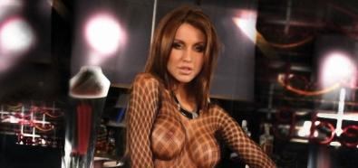 Monika Pietrasińska w seksownej bieliźnie Livia Corsetti