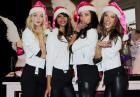 Alessandra Ambrosio, Adriana Lima, Chanel Iman oraz Lindsay Ellingson - Aniołki Victoria's Secret w Nowym Jorku