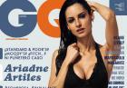 Ariadne Artiles - seksowna modelka w hiszpańskim GQ