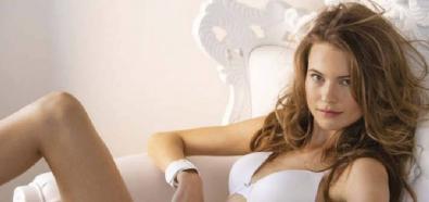 Behati Prinsloo - seksowna modelka w bieliźnie w południowo-amerykańskim GQ