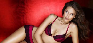 Emily DiDonato - amerykańska modelka w bieliźnie Lindex Intimates
