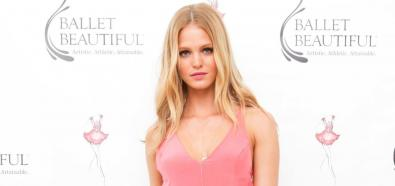 Erin Heatherton - Aniołek Victoria's Secret i program ćwiczeń Ballet Beautiful