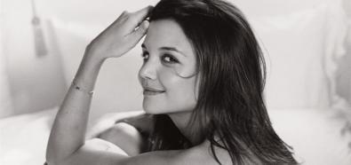 Katie Holmes - seksowna aktorka we wrześniowym GQ