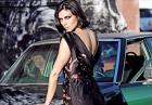 Morena Baccarin - seksowna aktorka w kwietniowym wydaniu włoskiego Vanity Fair