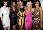 Nina Agdal, Coco Rocha, Cintia Dicker, Katrina Bowden i Ciara - impreza otwierająca jesienną kampanię Bebe