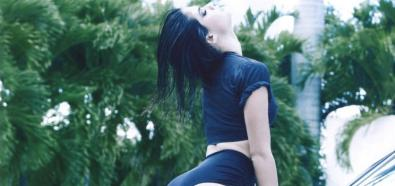 Sara Sampaio - modelka i Aniołek Victoria's Secret w rosyjskim Elle