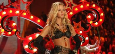 Erin Heatherton - słynny Aniołek na pokazie Victoria's Secret Fashion Show 2012