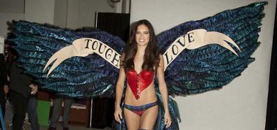 Adriana Lima - prawdziwy Aniołek Victorias Secret