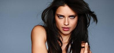 Adriana Lima w najnowszej kolekcji bielizny Victorias Secret