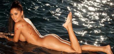 Arianny Celeste nago w magazynie Playboy
