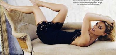 Bar Refaeli - izraelska modelka w seksownej sesji z Elle