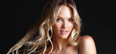 Candice Swanepoel - seksowna modelka w bieliźnie Victoria's Secret