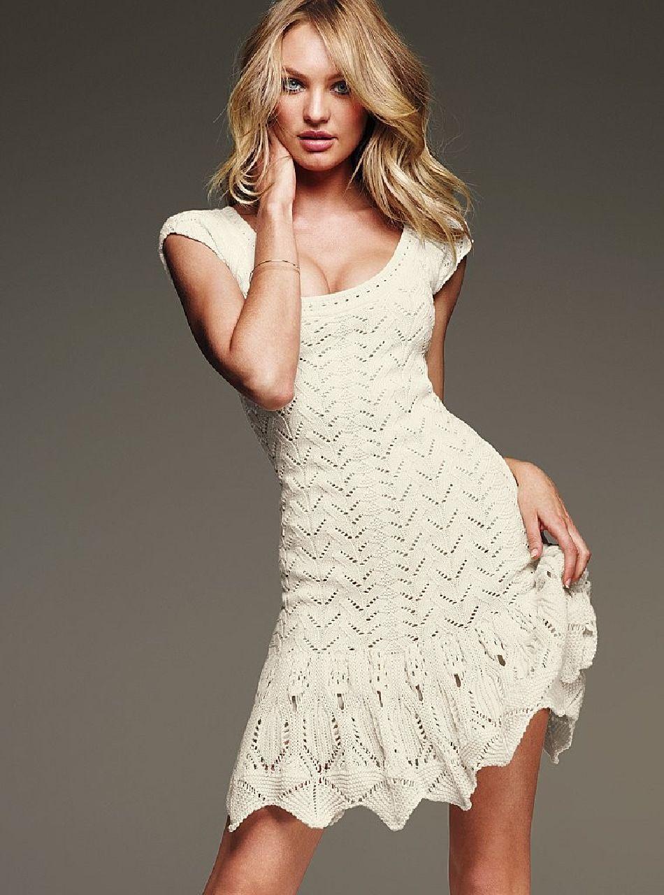 Модные летние юбки вязаные крючком