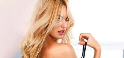 Candice Swanepoel - modelka w bieliźnie Victoria's Secret