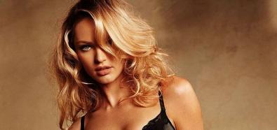 Candice Swanepoel w nowej kolekcji bielizny Victorias Secret