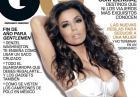 Eva Longoria i jej seksowne ciało w grudniowym numerze meksykańskiego GQ