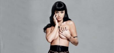 Katy Perry nago w Esquire