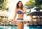 """Kelly Brook - ogromny biust w stroju kąpielowym """"New Look"""""""