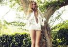 Rosie Huntington-Whiteley - modelka w kuszącej sesji dla magazynu GQ