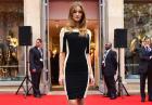 Rosie Huntington-Whiteley na otwarciu butiku Marks&Spencer w Paryżu