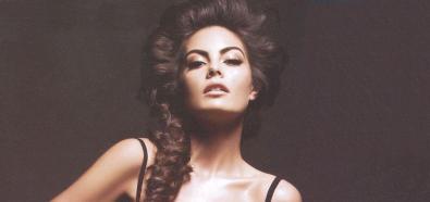 Ximena Navarrete w bieliźnie dla magazynu GQ