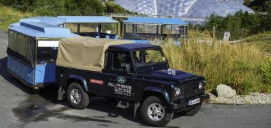 Land Rover Defender EV
