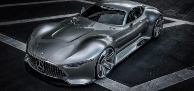 Mercedes AMG Vision Gran Turismo Concept