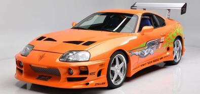 Kultowa Toyota Supra z