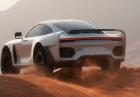 Gemballa Marsien to Porsche 911 - z wizytą na Marsie