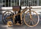 Pierwszy motocykl z 1885 roku